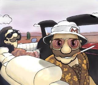 Illustration for article titled Fear and Loathing in World 1-1
