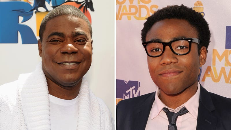 Illustration for article titled Donald Glover Will Play a Young Tracy Morgan on 30 Rock