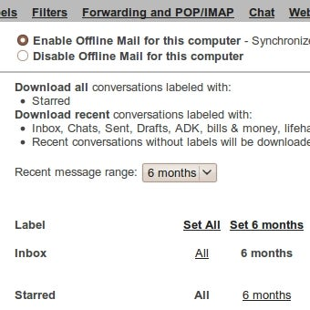 Illustration for article titled Customize Which Offline Gmail Messages Get Saved