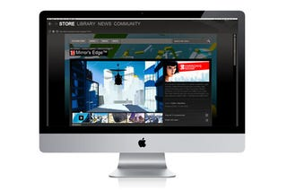 Illustration for article titled Is Valve Bringing Steam To The Mac?