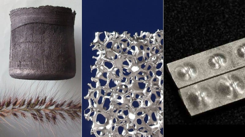 Crazy New ManMade Materials That Will Shape the Future