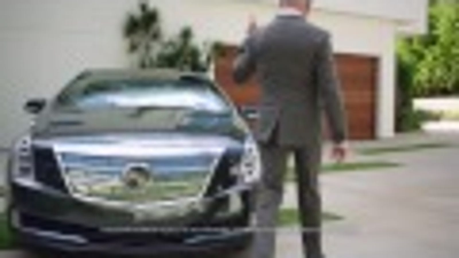 This Cadillac ELR Ad Will Make You Electric Car Buyers