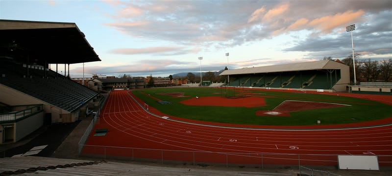 Illustration for article titled University Of Oregon Now Letting Any Schmuck Run On Hayward Field