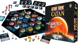 Illustration for article titled Star Trek Catan, The West Wing, Roccat, Astro, Groot [Deals]