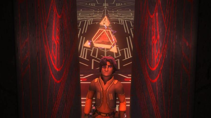 Illustration for article titled Star Wars Rebels Season 3 Could Link To Future Movies