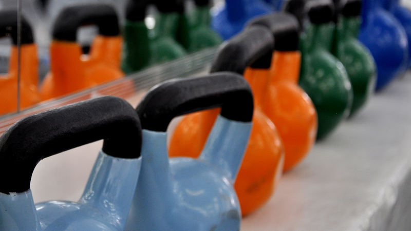 Get a Complete Workout With Just One Kettlebell