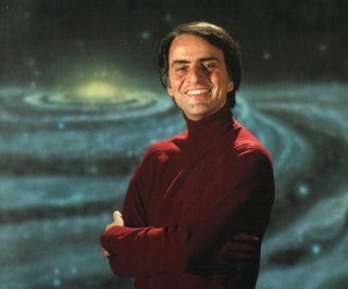 Illustration for article titled Read Carl Sagan's letter (politely) telling Warner Bros. their Contact script sucked