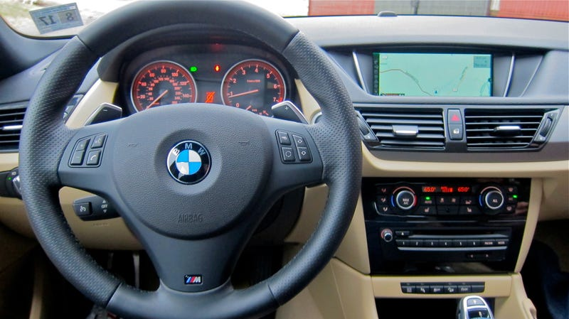 2013 BMW X1 xDrive28i The Jalopnik Review