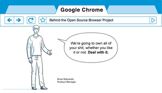 Illustration for article titled Google Chrome EULA Claims Ownership of Everything You Create on Chrome, From Blog Posts to Emails