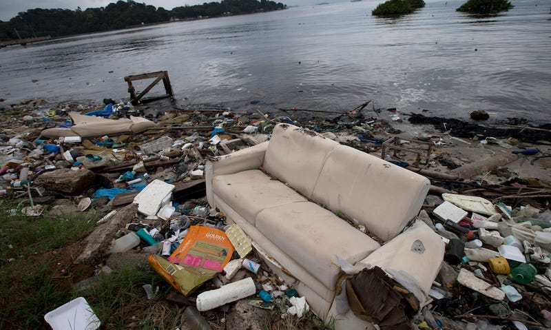 Maybe they'll have to change it from rowing to couch-surfing. AP Photo/Silvia Izquierdo, File