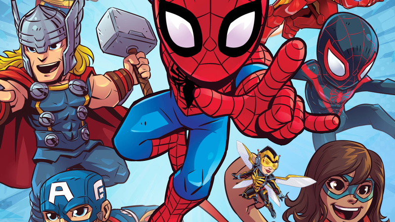 Marvel Is Launching a New, Kids-Focused Take on Its Comics ...