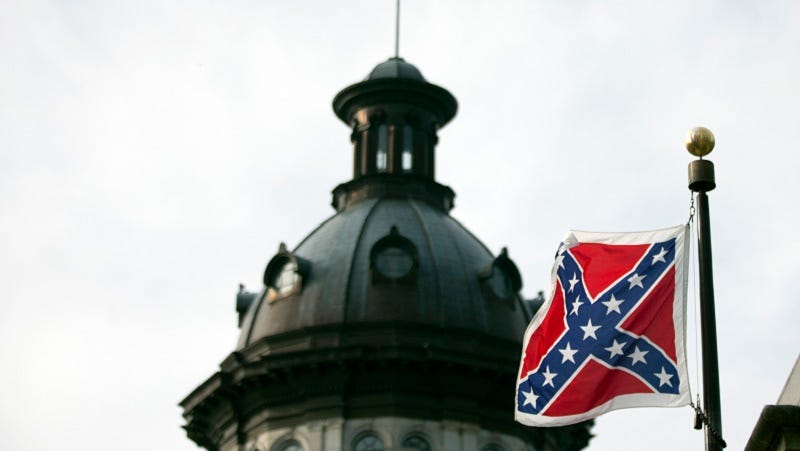 Illustration for article titled South Carolina Could Spend $3.6 Million to Display Confederate Flag in a 'Relic Room'