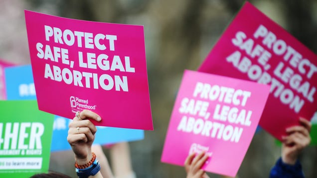 Abortion Is Still Legal in All 50 States