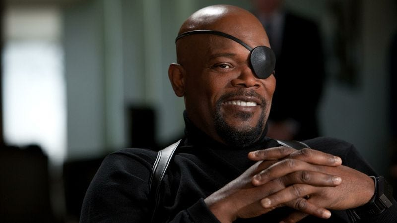 Illustration for article titled Samuel L. Jackson is the motherfuckin' highest-grossing actor of all motherfuckin' time