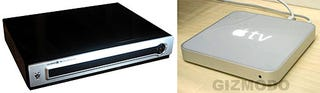 Illustration for article titled Apples and Oranges Hands-On: Apple TV vs. TiVo Series3 HD