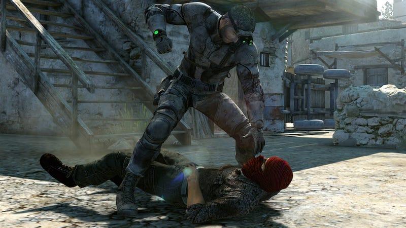 Illustration for article titled Splinter Cell: Blacklist Won't Have Interactive Torture, But It'll Still Have 'Interrogations'