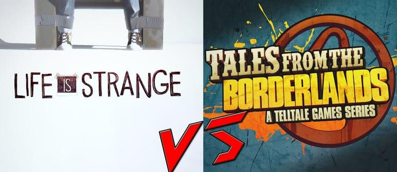 Illustration for article titled Life is Strange VS Tales from the Borderlands