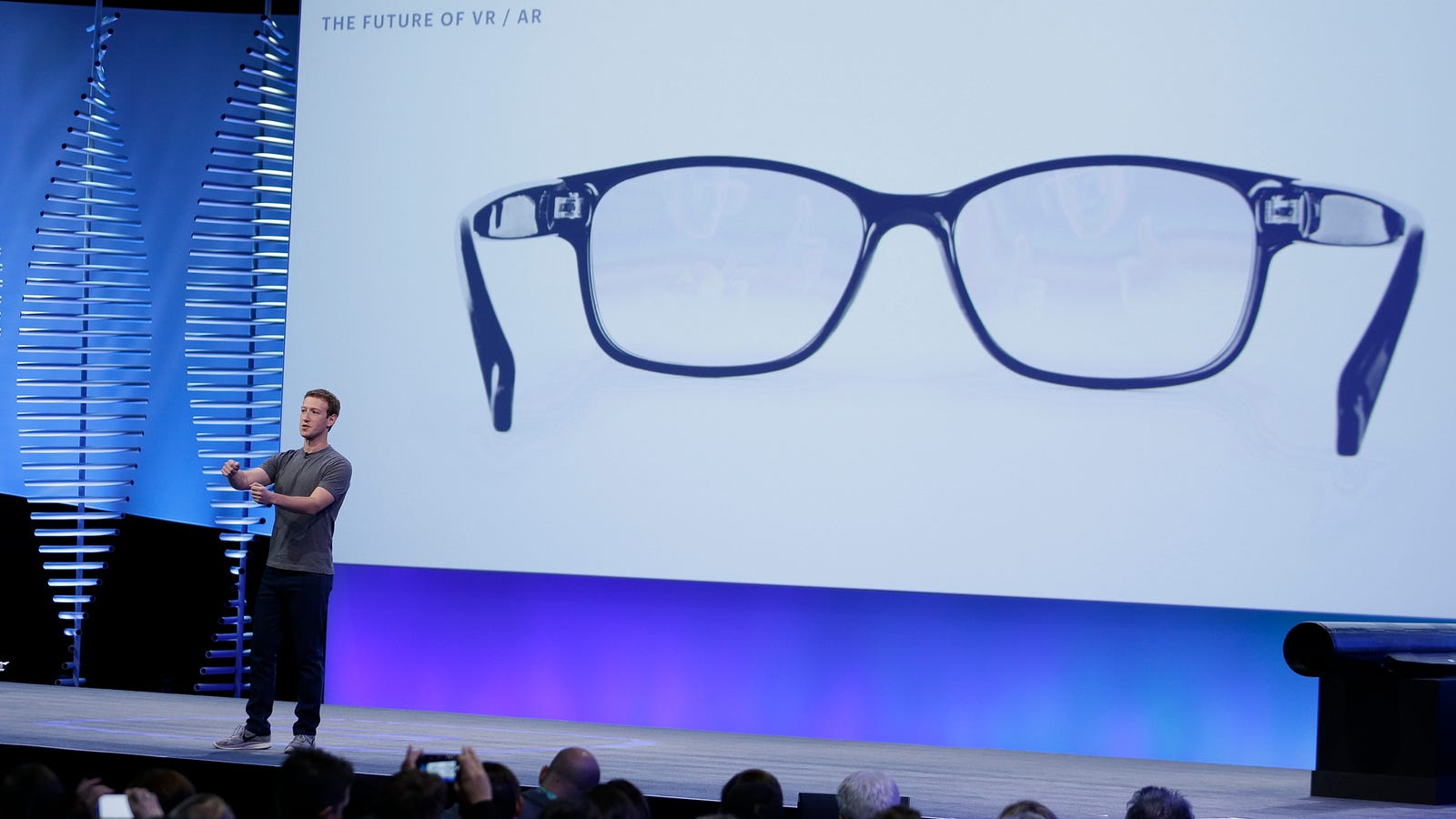 Facebook's AR Glasses May Be Getting Closer to Becoming a Reality