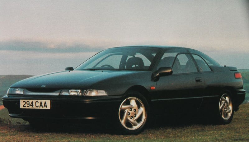 Illustration for article titled What do I need to know about the Subaru SVX?