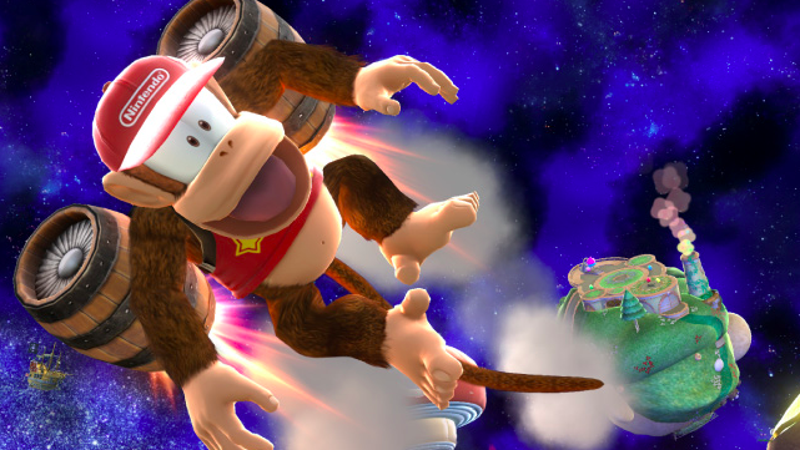 Smash Bros. Player Is So Damn Good, There's Now A Bounty ...