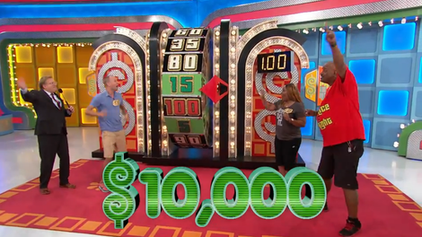 Price is right las vegas prizes for kids