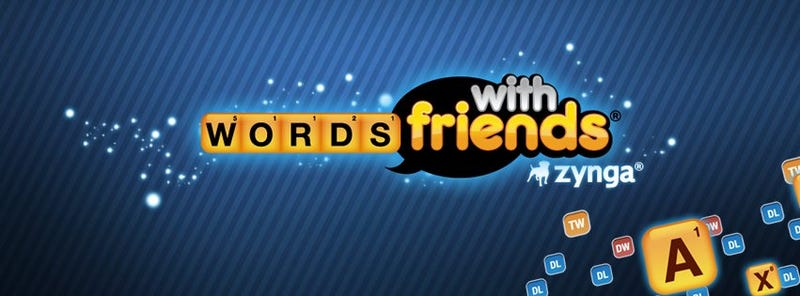 Illustration for article titled Why I Play Words With Friends
