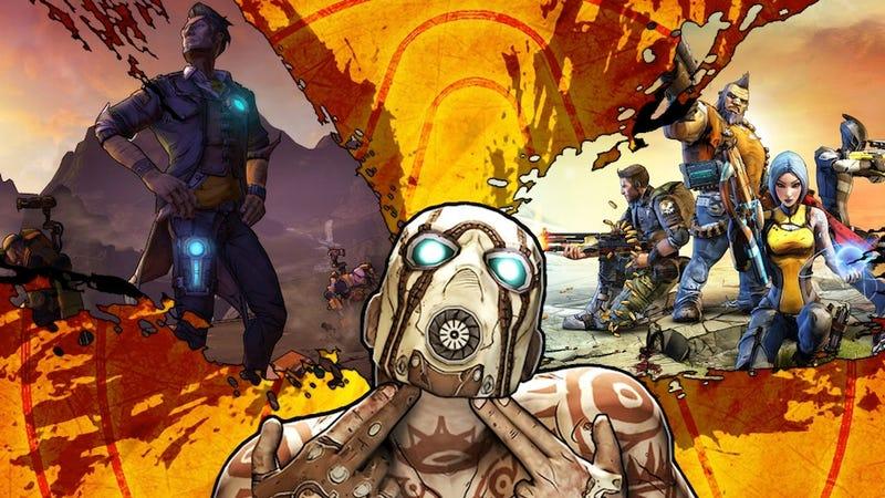 Borderlands 2 Gets A Mondo PC Patch