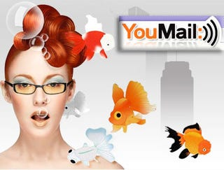 Illustration for article titled YouMail Offers Free Visual Voicemail for BlackBerry Phones