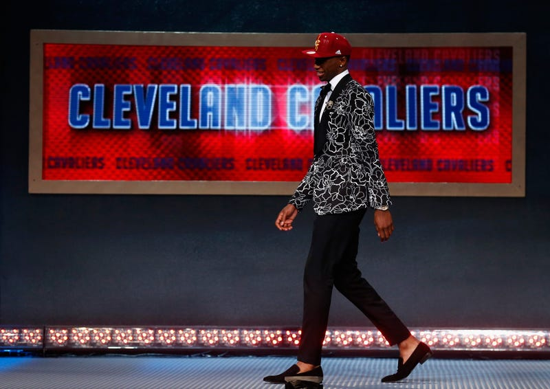 Illustration for article titled The Cavs Are The First Team In Over 25 Years To Have Four No. 1 Picks
