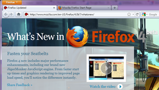 Illustration for article titled Firefox 4 Beta 7 Is Nearly Complete and Much Speedier