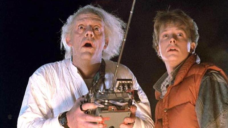 We gotta go back, Marty!
