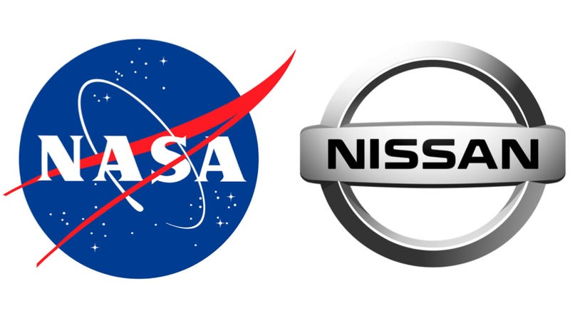 Illustration for article titled NASA And Nissan Are Teaming Up To Make Robo-Cars Of The Future