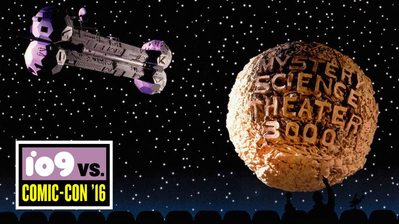 Illustration for article titled The New Mystery Science Theater 3000 Is Coming to Netflix (Updated!)