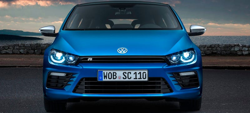 Illustration for article titled The Next Volkswagen Scirocco Could Be A 330 HP Ultimate Scirocco