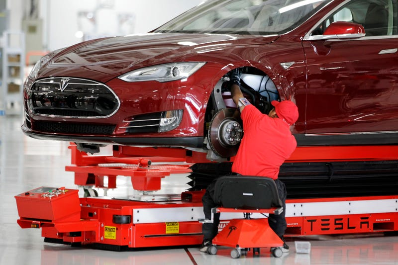 Tesla slapped with unfair labor practices complaint by NLRB