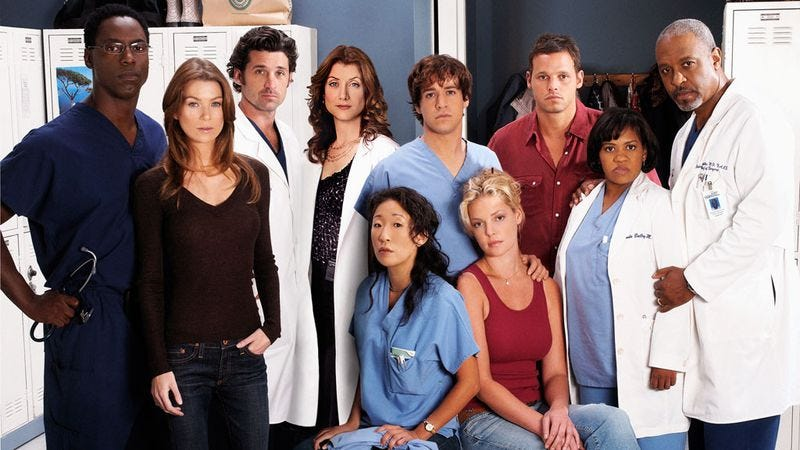 Sure, Grey\'s Anatomy was a big hit, but was it good TV?