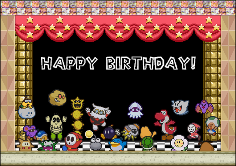 Illustration for article titled Happy Birthday Nintendo