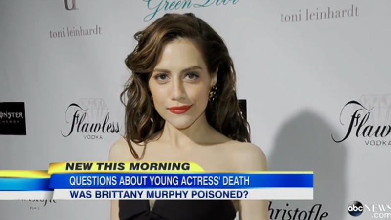 Illustration for article titled Brittany Murphy's Father: Her Death Is a 'Definite Murder Situation'