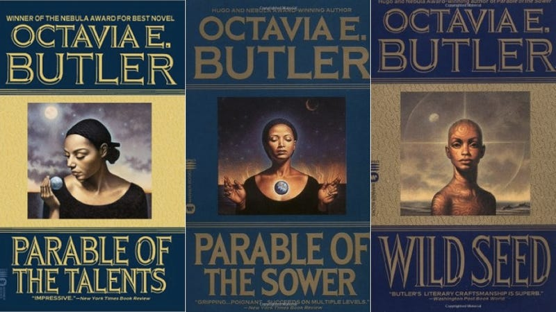 Illustration for article titled Please Read This Determined Note From Octavia Butler to Herself/the Universe