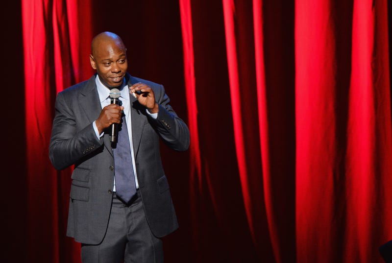 Dave Chappelle at Radio City Music Hall in New York City  on June 19, 2014 (Mike Coppola/Getty Images)