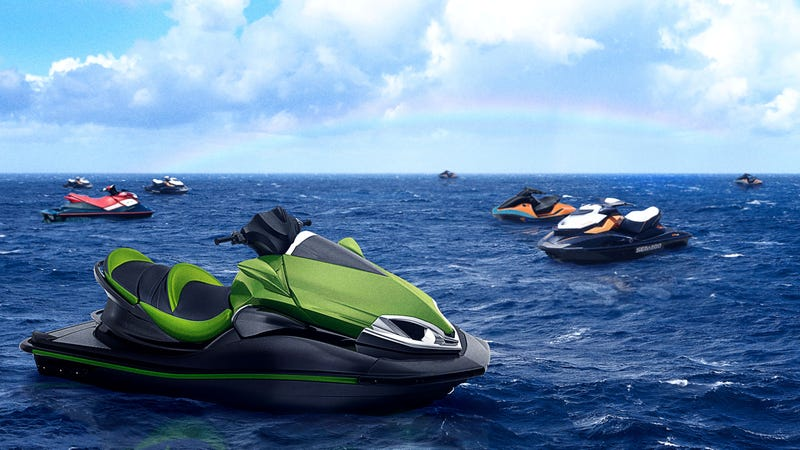 Illustration for article titled Experts Warn Hurricane Dorian Could Devastate Florida's Wild Sea-Doo Population