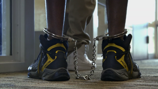 An image from the documentary Prison KidsFusion