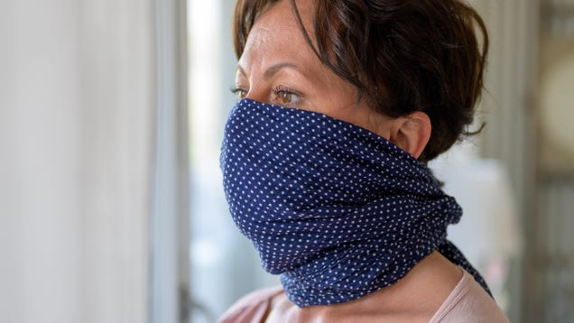 No, Neck Gaiters Weren't Proven to Be Worse Than No Face Mask