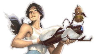 Illustration for article titled Portal 2's Chell has Never Looked Better