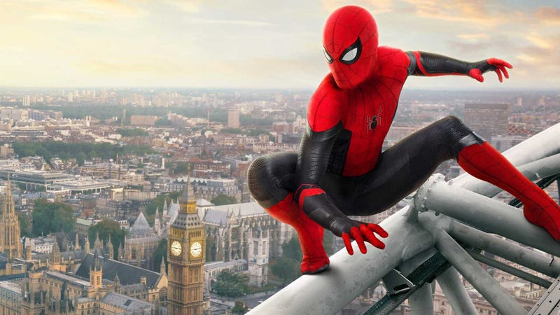 Illustration for article titled Qué significan las escenas post-créditos de Spider-Man: Far from Home para el futuro de la fase 4