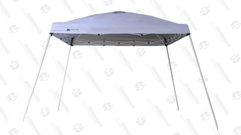Ozark Trail 12' x 12' Slant Leg Canopy | $43 | Walmart