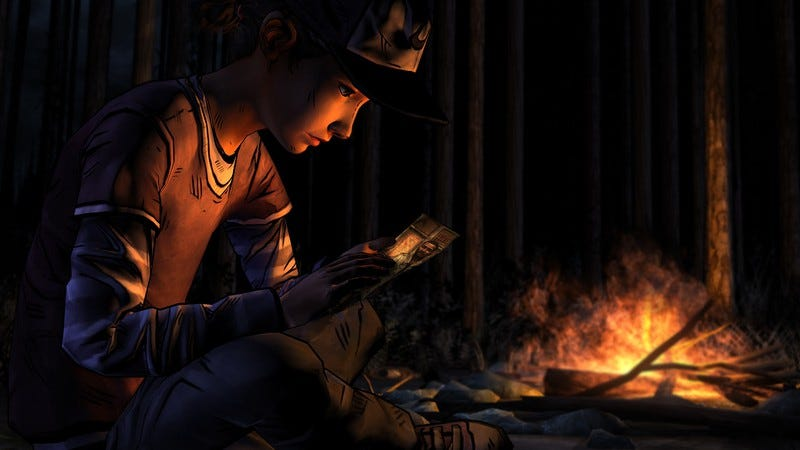 Illustration for article titled The tragedies of Telltale's The Walking Dead give meaning to the game's final choice