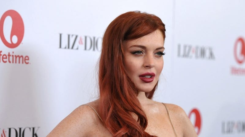 Illustration for article titled Lindsay Lohan's Life Has Taken a Decidedly Film Noir Turn