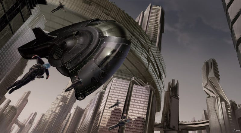 Illustration for article titled Minority Report really did predict the future