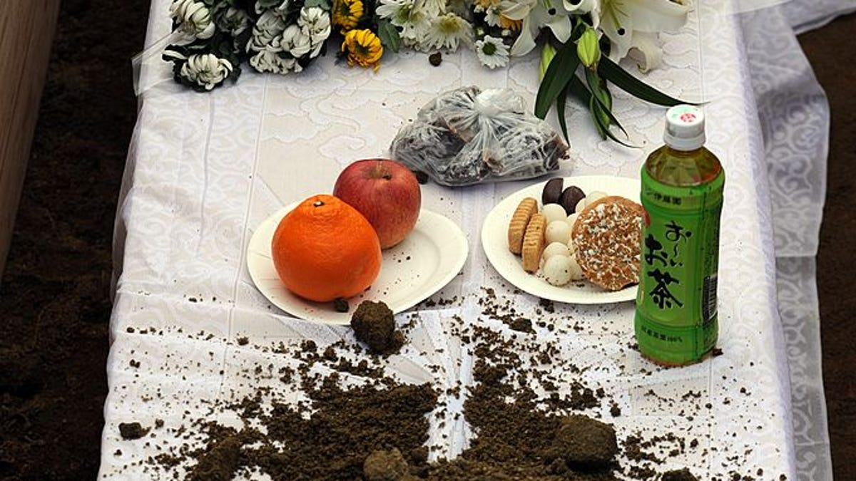 Explore The Curious And Sometimes Creepy Traditions Of Funeral Foods